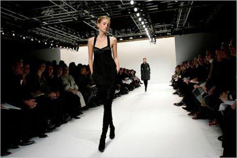 Французский концерн LVMH запретил нанимать худых моделей