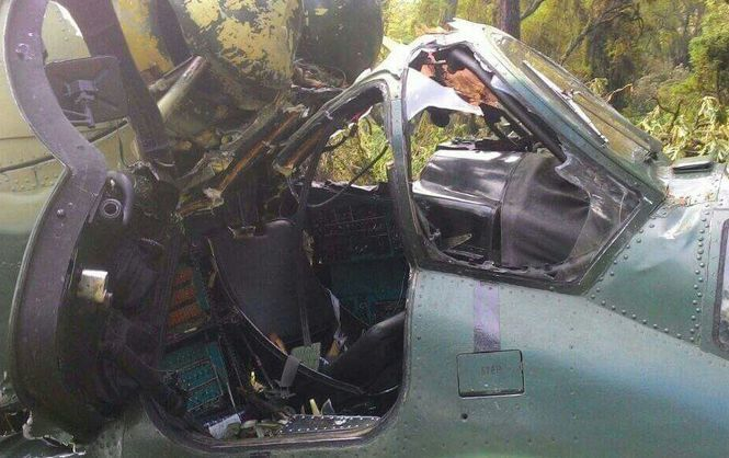 Ануфриев: Информация о погибели  украинских военных летчиков вКонго несоответствует реальности