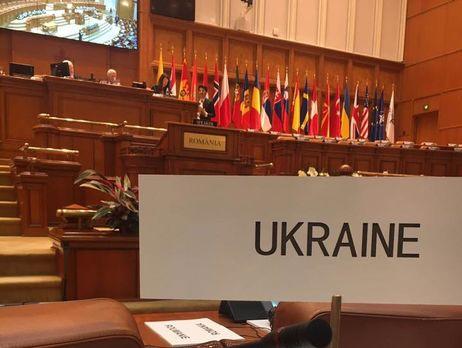 Украина предложила рассмотреть на сессии Парламентской ассамблеи НАТО вопрос о милитаризации Крыма Россией