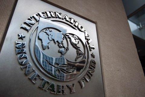 Нацбанк Украины ждет $2 млрд отМВФ вIквартале 2018 года