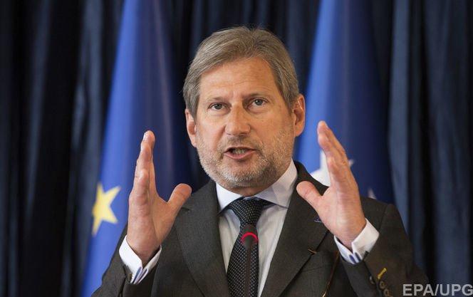 В Евросоюзе пообещали оказывать всестороннюю поддержку Киеву