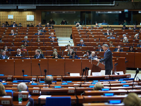 ВПАСЕ могут обсудить возвращение русской делегации
