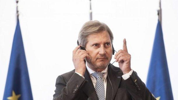 Хан очленстве Украины вЕС: Вближайшее время это нереально