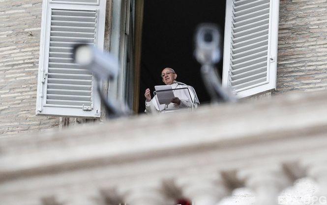 Папа Римский помолился запогибших вГолодомор украинцев