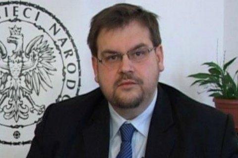 Вуз нацпамяти Польши обеспокоен выдворением из РФ профессионала поотношениям 2-х стран