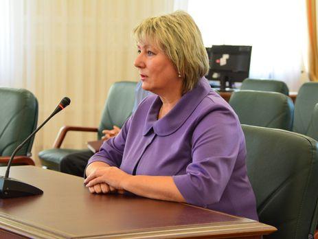 Главой нового Верховного Суда стала Валентина Данишевская