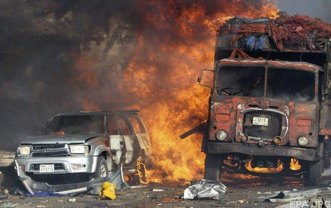 Теракт вСомали: число погибших превысило 512