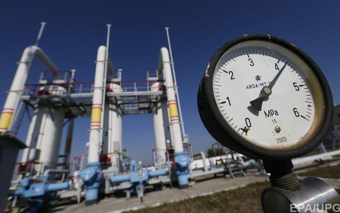 Украина значительно увеличила импорт газа