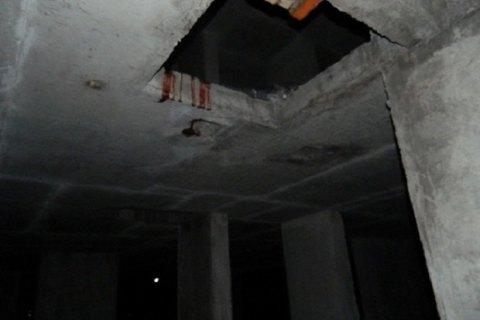 Настройке вПодольском районе рабочий сорвался с25-го этажа