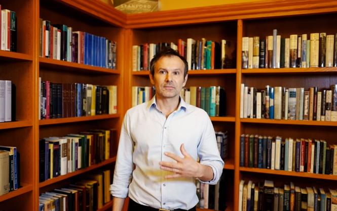 Вакарчук— кандидат впрезиденты: лидерОЭ сделал главное объявление