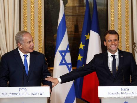 ЕСотказался переносить посольства вИерусалим