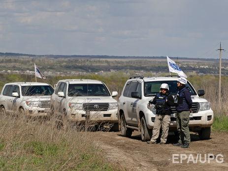 Боевики выгнали уполномченных ОБСЕ из завоеванной Горловки