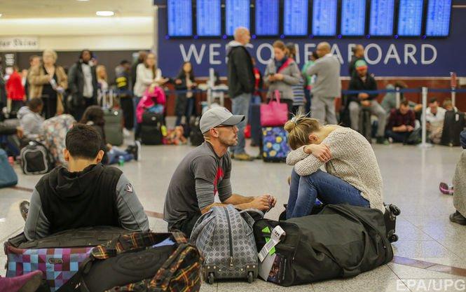 ВСША нарушена работа аэропорта Атланты из-за отключения электричества