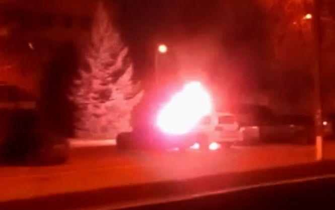 Новости: Дело о ДТП на Сумской: мужу судьи сожгли элитное авто | NewsRoom - Актуальные новости Харькова