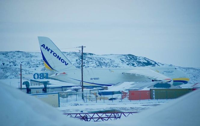 Ан-124 будут перевозить европейские спутники иоборудование для них