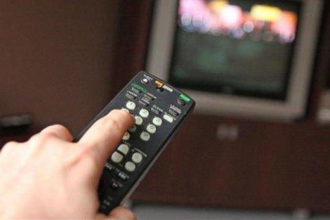 Нацсовет проинформировал, какую долю составляет украинский язык наТВ