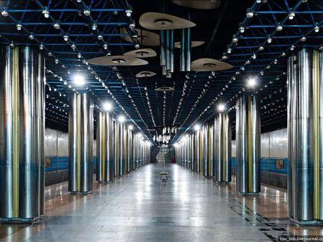 Метро столицы Украины вновогоднюю ночь будет работать натри часа дольше