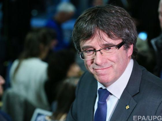Пучдемон требует восстановить смещенное Мадридом руководство Каталонии&nbsp