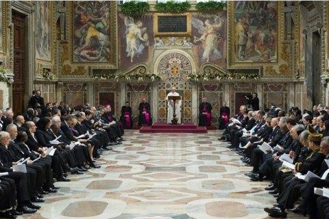 Папа Римский призвал международное сообщество не забывать о конфликте на Донбассе