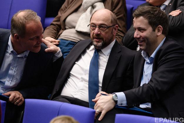 ХДС/ХСС иСДПГ договорились окоалиции