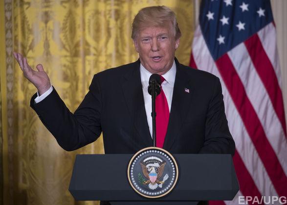 США могут вернуться кПарижскому соглашению поклимату— Дональд Трамп