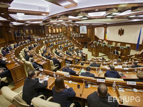 Впарламенте Молдавии зарегистрировали инициативу овыходе изСНГ