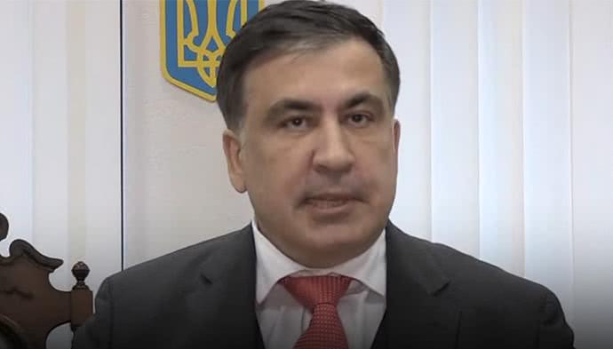 Саакашвили проведет марш вцентре украинской столицы 4февраля