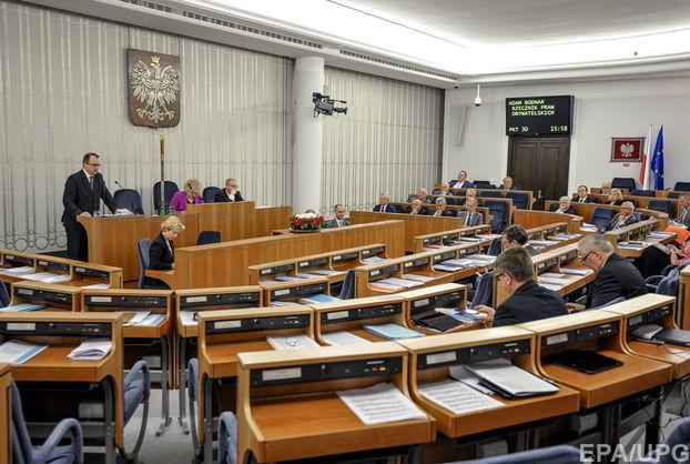 Вгруппе польско-украинского разговора сообщили о«роковом влиянии» закона обИНП