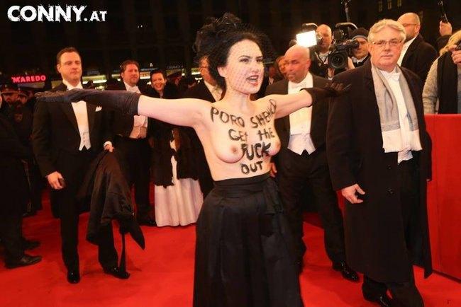 Марина Порошенко появилась наВенском балу вэксклюзивном одеяние — хладнокровная роскошь