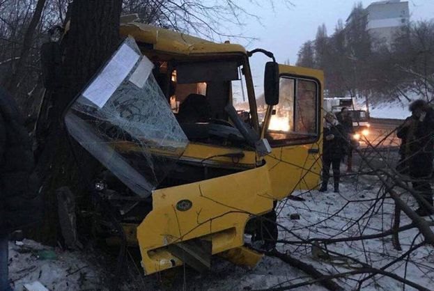 ВКиеве начались тотальные проверки «маршруточников»