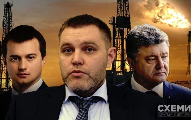 Расследование: Юрист Порошенко получил контроль над большим месторождением газа