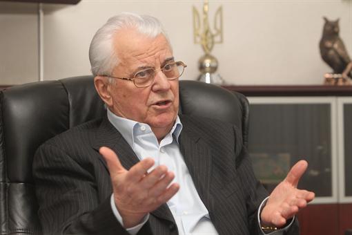 Украине необходимо поразмыслить, что сделать для мира наДонбассе— Кравчук