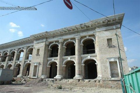 Гостиный двор вКиеве вернули всобственность государства