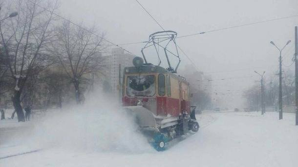 Снегопады, сильный ветер. Синоптик предупредила: кУкраине подходит новый циклон