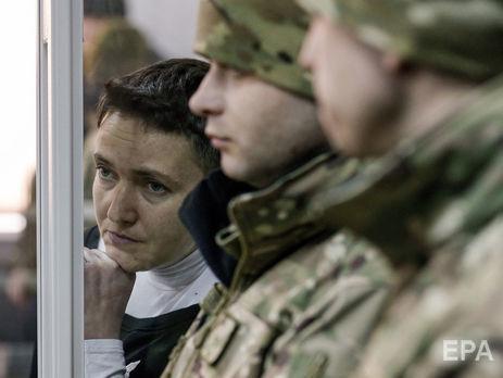 Сестра Савченко поведала ожалобах насодержание вСИЗО