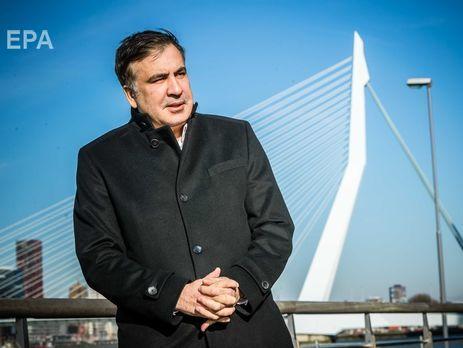Саакашвили сказал, когда вернётся вУкраинское государство
