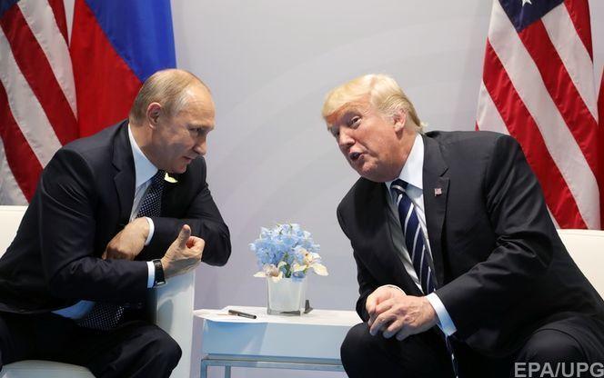 Белый дом подтверждает подготовку встречи Трампа сПутиным