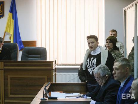 Савченко отказалась проходить проверку наполиграфе— СБУ