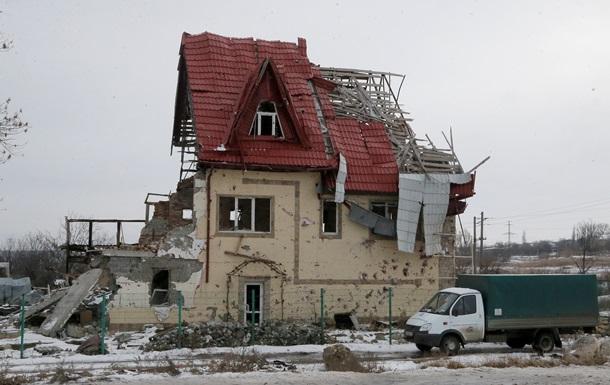 Засутки наДонбассе умер  один украинский военный