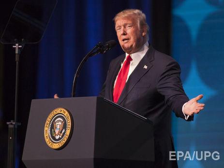 Трамп отложил введение новых санкций против Российской Федерации