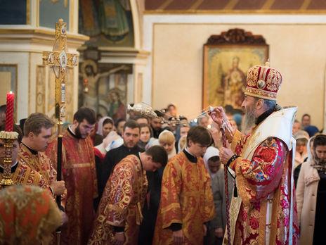 Московский патриархат назвал обращение Рады кВарфоломею превышением власти