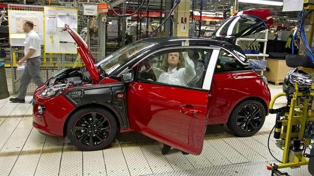 ВУкраине упало производство автотранспорта