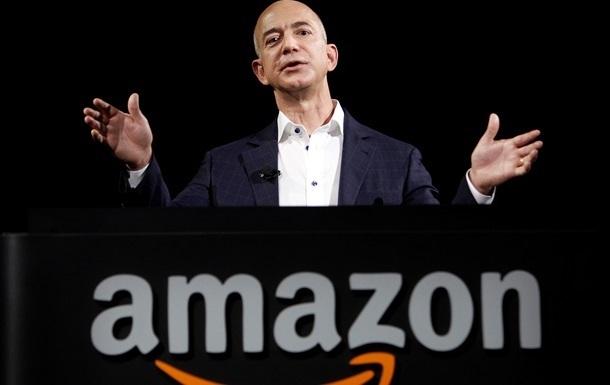 Amazon стала 2-ой компанией скапитализацией свыше 1 трлн долларов