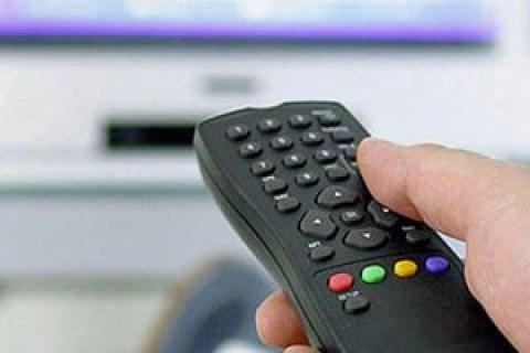 Вгосударстве Украина оценили долю украинского языка вэфирах местных каналов