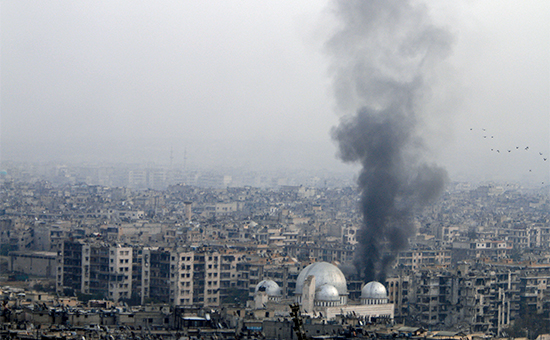 Режим перемирия вСирии засутки нарушен 36 раз— Минобороны РФ