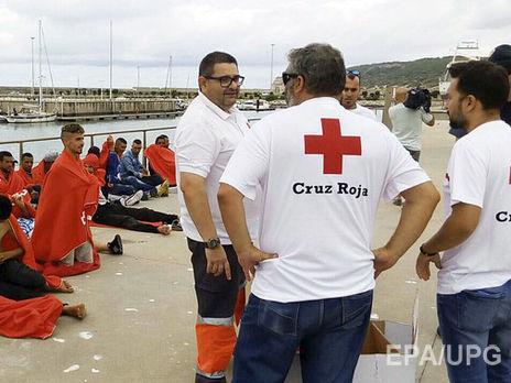 ВАфрике напали на служащих Красного Креста