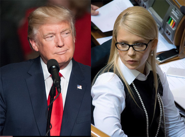 Трамп недавал обещаний Тимошенко поповоду санкций против РФ — Белый дом