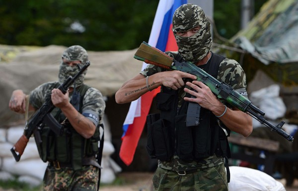 СиловикиРФ устроили принудительную мобилизацию «добровольцев» наДонбасс