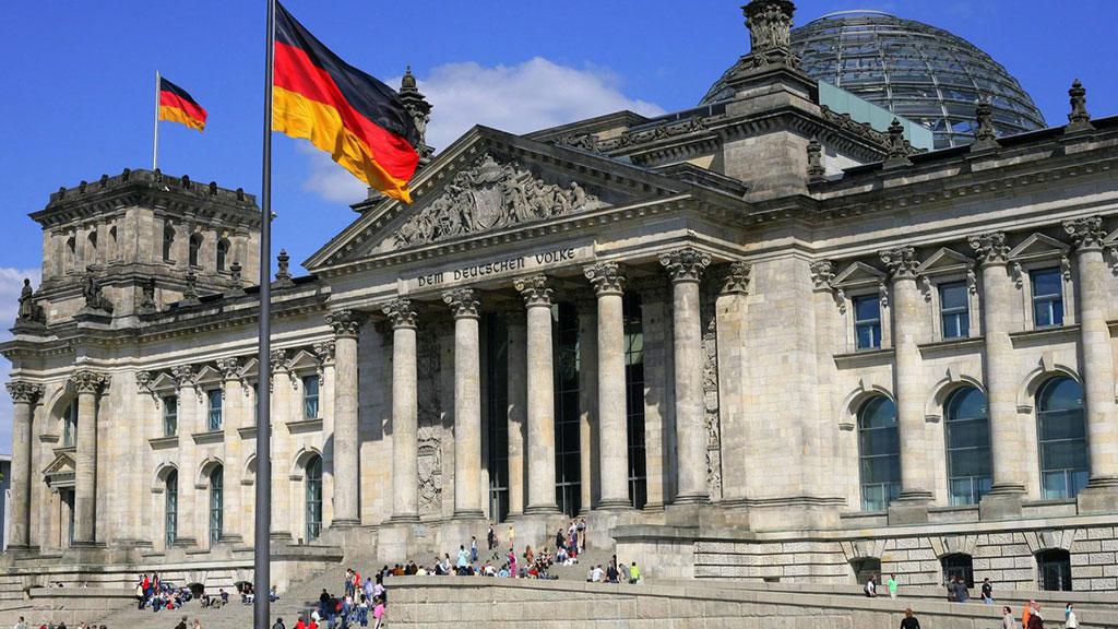 Вправящей партии Германии выступили запредоставление Украине оружия