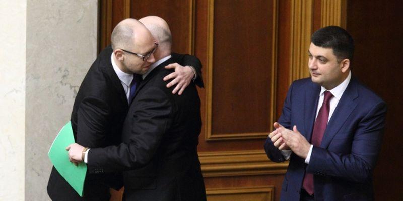 """""""Сначала коалиция - потом отставка"""", - Сюмар - Цензор.НЕТ 2159"""
